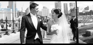 Laura &amp; Karune&#039;s Cinematic Wedding Video Trailer {My Bride, My Wife}