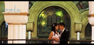 Lily & King's Cinematic Wedding Video Trailer {A Decade With You}
