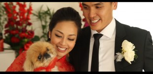 Lan & Michael's Same Day Edit SDE + Pre Wedding Video Trailer {Love Letters}