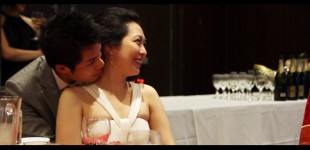 Carol & David's Cinematic Wedding Video Trailer {I find you funny}