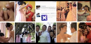 Layla & Truong's Melbourne Cinematic Wedding Video Trailer {I'm getting MARRIED Yay!}