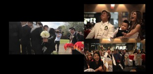 Claudia & Minh's Same Day Edit SDE + Pre Wedding Video Trailer Reactions {One thing left to do}