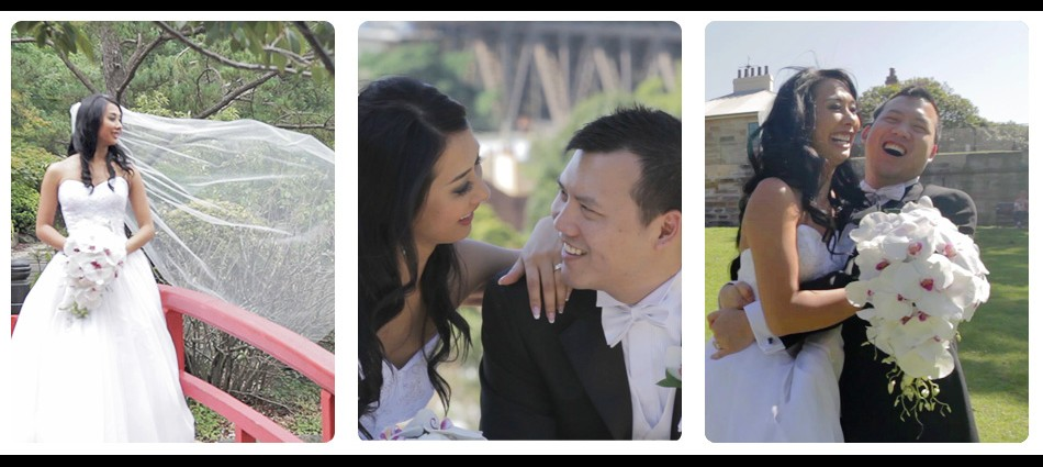 Wedding Video Sydney | Linh & Warwick | Bernard Lau Films