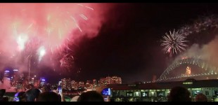 Timelapse Film: New Years Eve 2010