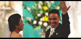 Cheryl & Richie's Same Day Edit SDE Wedding Video Trailer {No Refunds!}