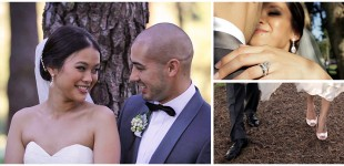Suchada & Jason's Cinematic Wedding Video Trailer {She's a H.A.B}